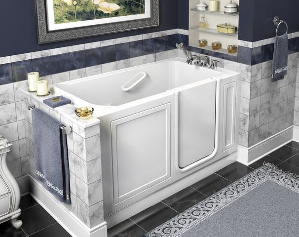 Best Anchorage Walk−In Bathtub Installer | Cain\'s Mobility AK